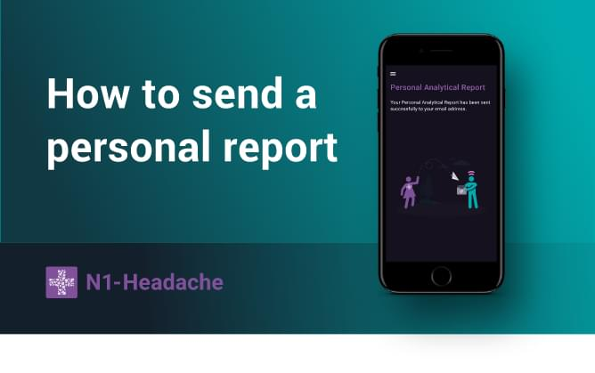 How To Send a Personal Report
